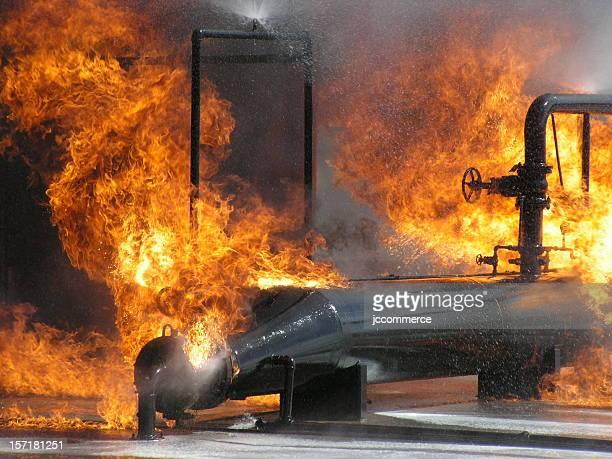 Burning Pipe Rand 2