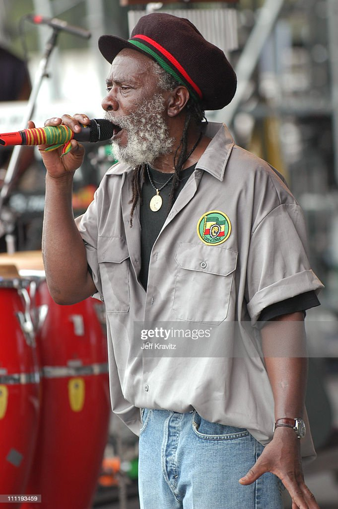 Bonnaroo 2004 - Day 3 - Burning Spear