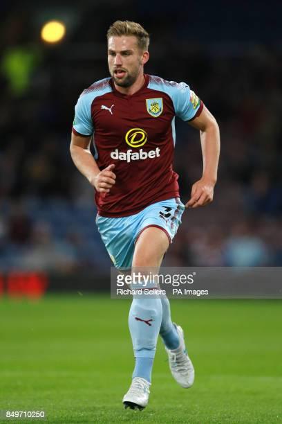 Burnley's Charlie Taylor