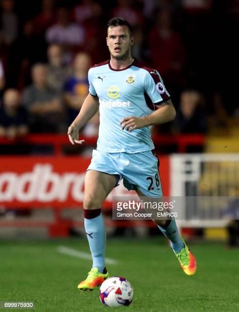 Burnley's Kevin Long