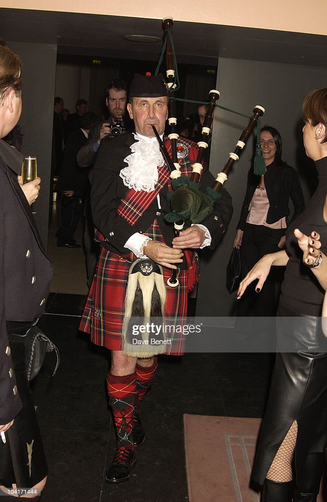 'Burns Supper' In Aid Of Sargents Cancer Care For Children And Rachel House Childrens Hospice, Hosted By Ewan Mcgregor, Sharleen Spiteri & Lady Helen Windsor, At St Martins Lane Hotel, London