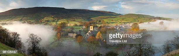 Burnsall Village, Wharfedale, Yorkshire