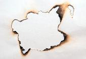 burnt hole