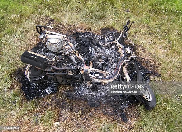 Burnt Out Bike
