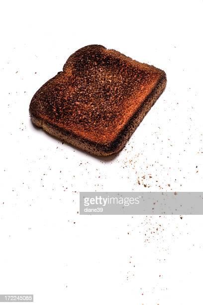 burnt un toast