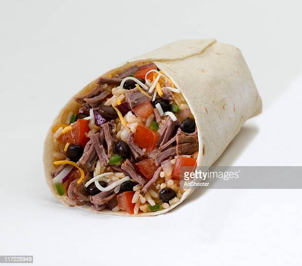 Burrito (shredded beef)
