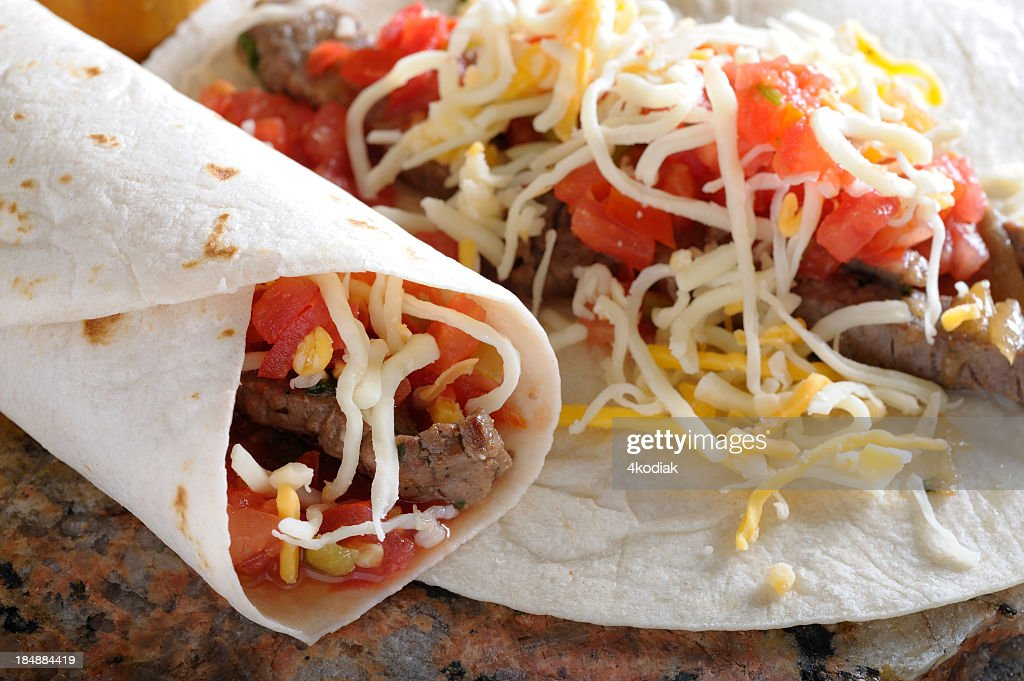 Burrito : Stock Photo