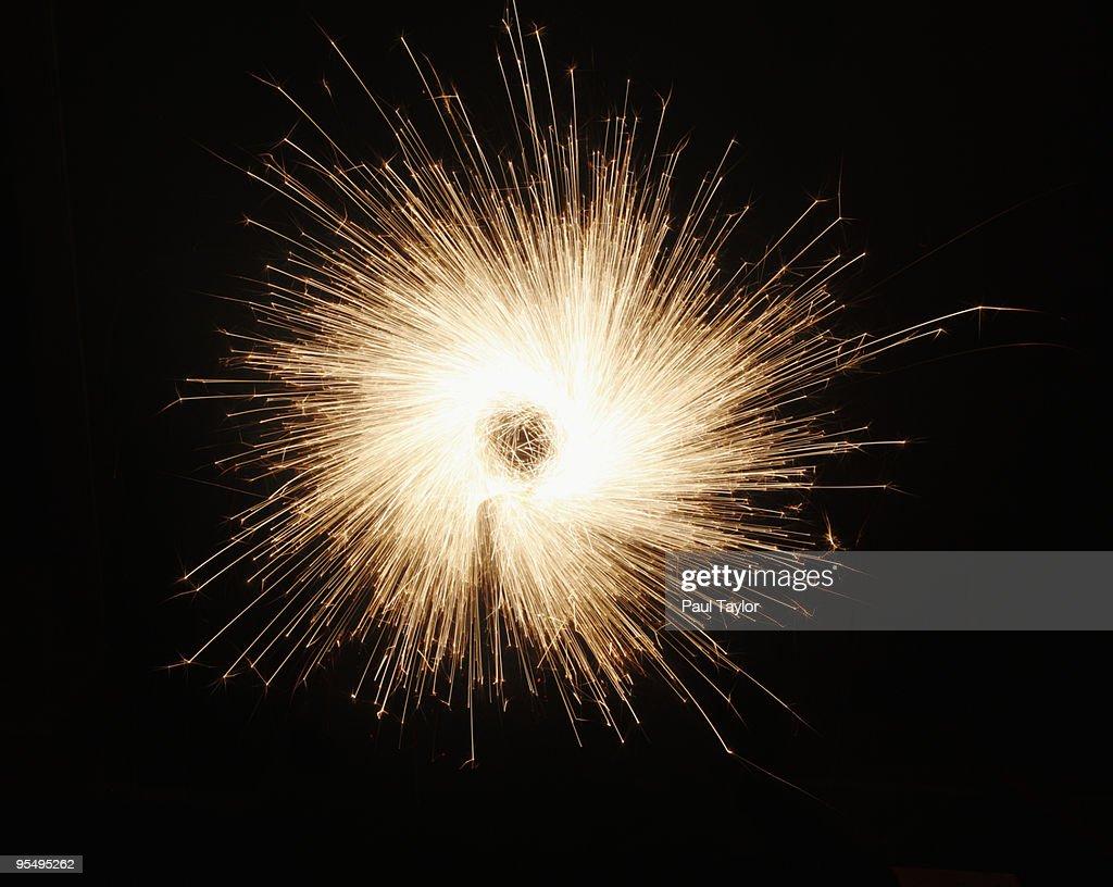 Burst of Sparks