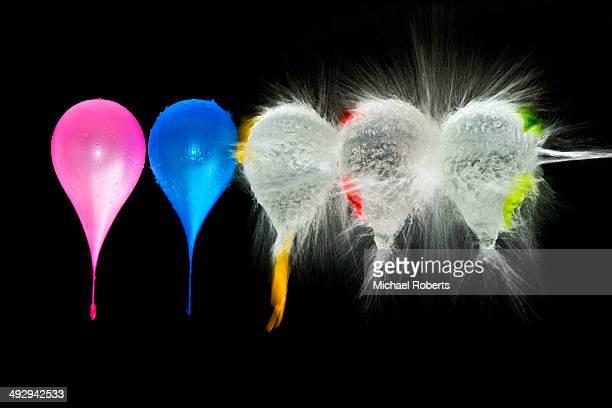 Bursting balloons
