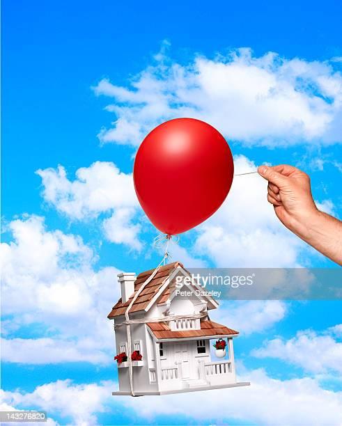 Bursting the house price ballon