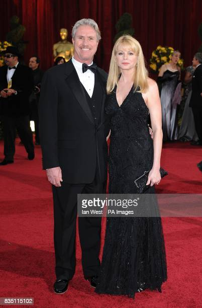 Burt Dalton arriving for the 81st Academy Awards at the Kodak Theatre Los Angeles