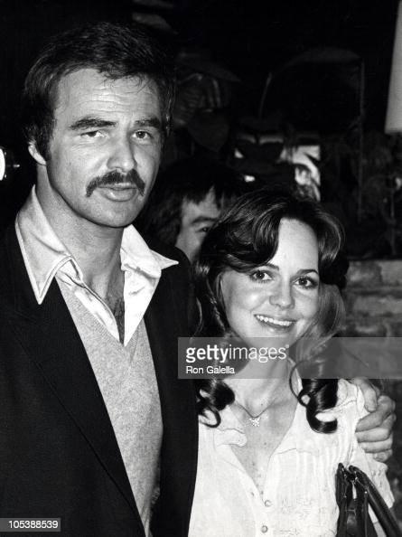 Burt Reynolds and Sally Field during Bert Reynolds and Sally Field Sighting at Steak Pit Restaurant March 15 1978 at Steak Pit Restaurant in Los...