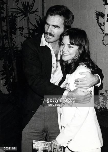 Burt Reynolds and Sally Field during Bert Reynolds Sighting at the Ma Maison Restaurant January 25 1978 at Ma Maison Restaurant in Los Angeles...