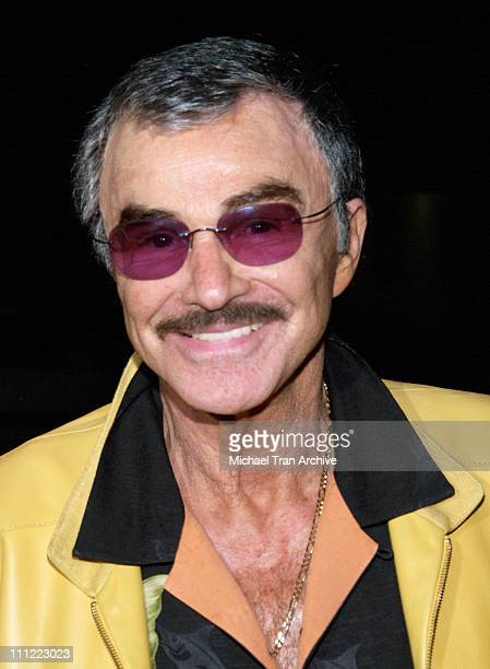 Burt Reynolds during Ludacris 'Release Therapy' Album Release Party Arrivals at Social Nightclub in Hollywood California United States