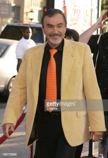 Burt Reynolds during 'The Dukes Of Hazzard' Los Angeles Premiere Arrivals at Grauman's Chinese Theatre in Hollywood California United States