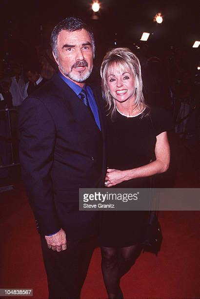 Burt Reynolds Pam Seals during 'Boogie Nights' Los Angeles Premiere at Mann Chinese Theatre in Hollywood California United States