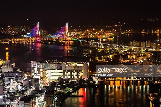 Busan North Port Bridge