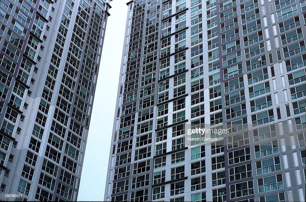 Busan skyscrapers