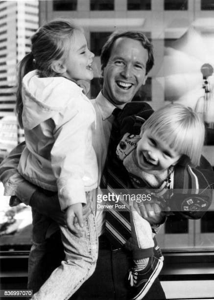 Bush Neil Family with Lauren Pierce Credit Denver Post