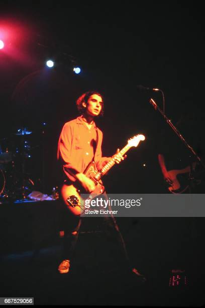 Bush performs at Irving Plaza New York New York March 7 1995