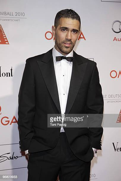 Bushido attends the 37 th German Filmball 2010 at the hotel Bayrischer Hof on January 16 2010 in Munich Germany