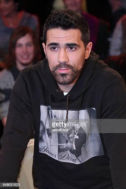 Bushido buergerlich Anis Mohamed Youssef Ferchichi auch bekannt unter Sonny Black der deutsche Rapper