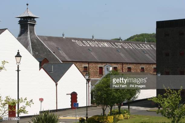 Bushmills Whiskey Distillery County Antrim