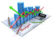 Business analysis, calculation of the budget in the design of information related to business