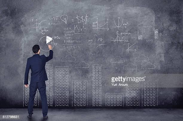 Business analysts.geniuses der Geschäftswelt!