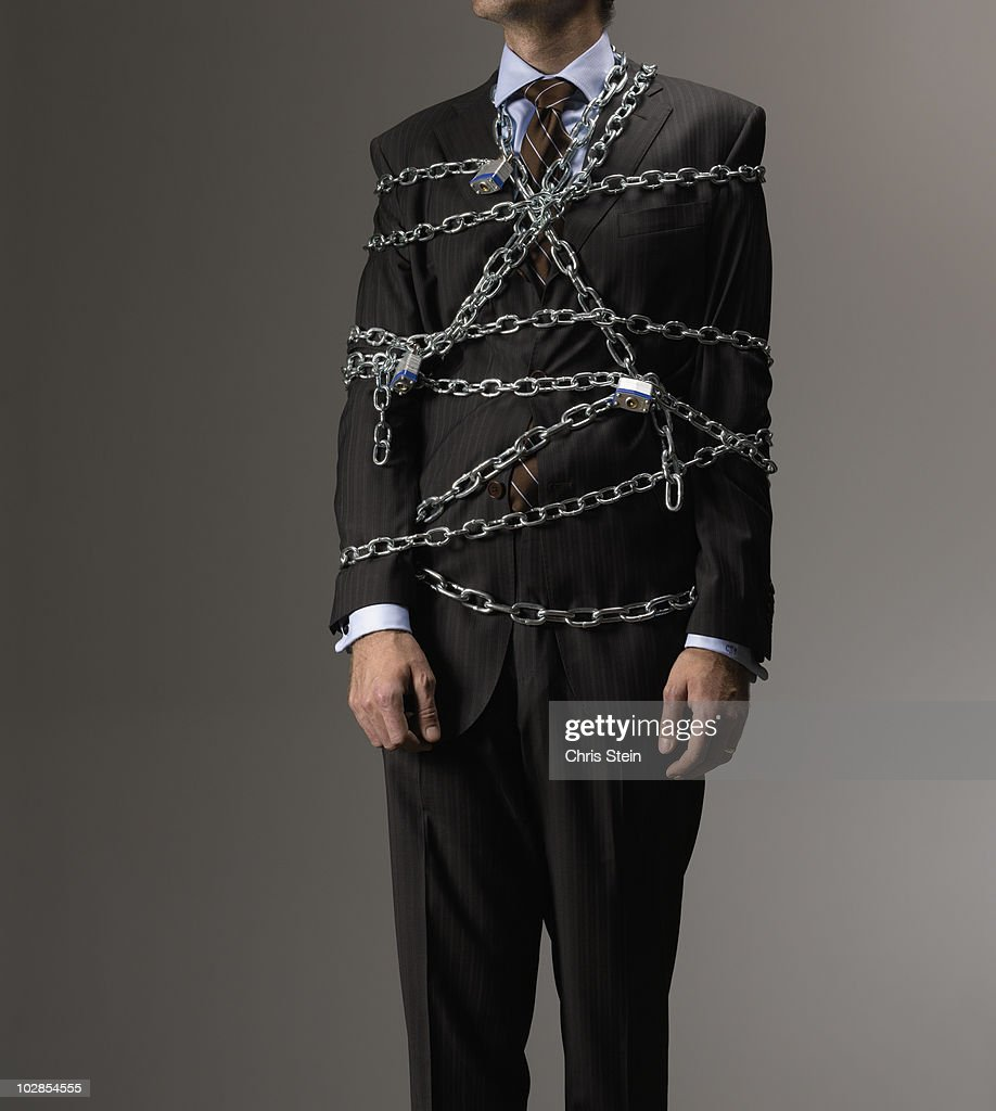 Business bound by chains