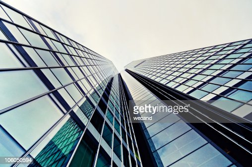 Business Building : Stock Photo