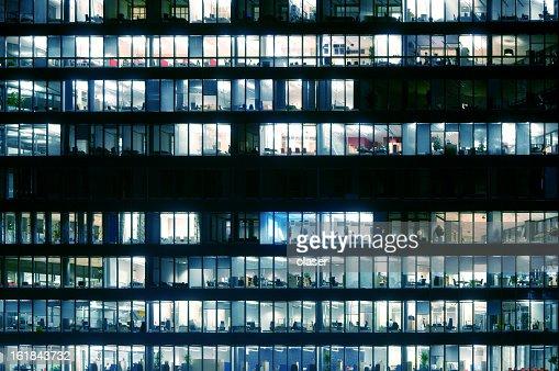 Immeuble d'entreprises