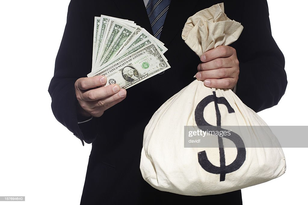 Business Cash : Stock Photo