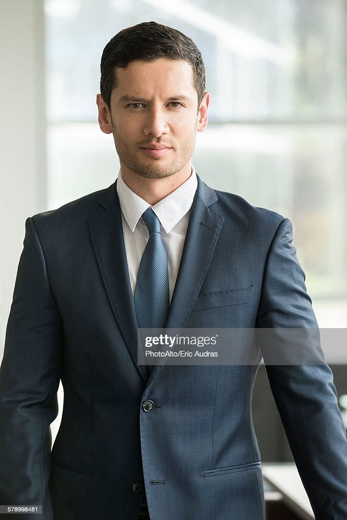 Business CEO, portrait : Stock-Foto