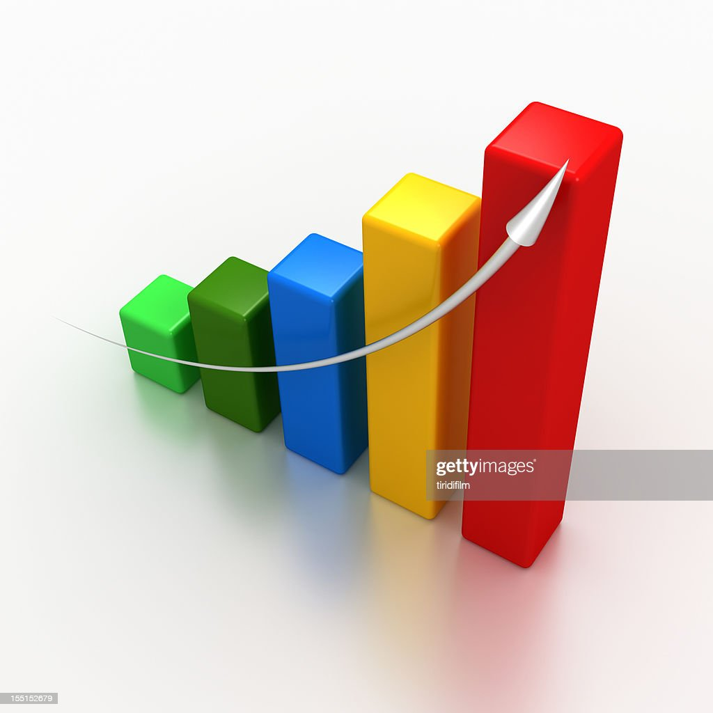 Business Chart : Stock Photo