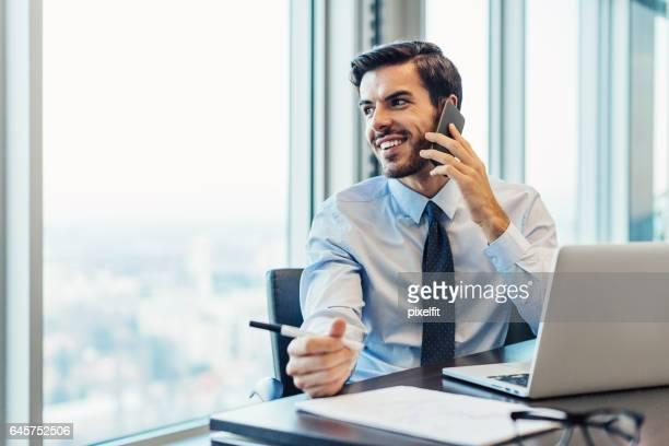 Business-Kommunikation und Arbeit