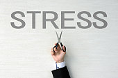 Business concepts, reducing stress