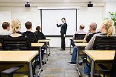 Business Conference Presentation