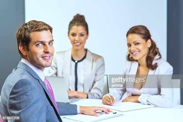 Conseil d'affaires