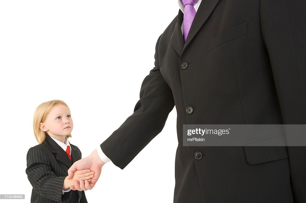 Business contrast : Stock Photo