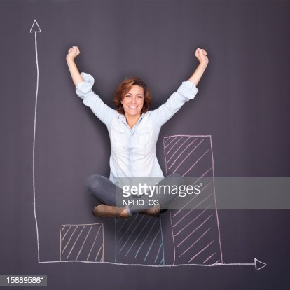 Business growth : Stock Photo