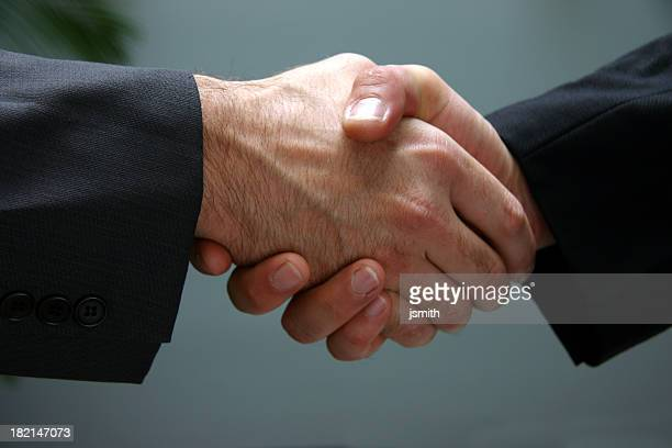Business Handshake 3