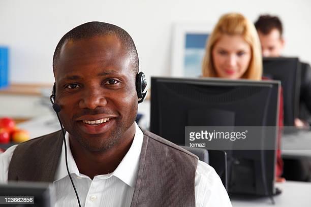 Business help desk