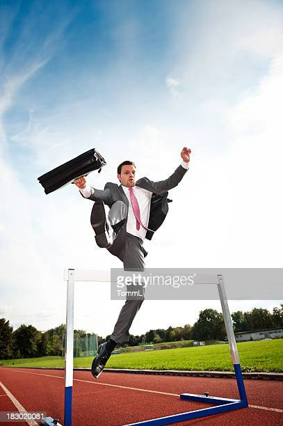Business Hurdler