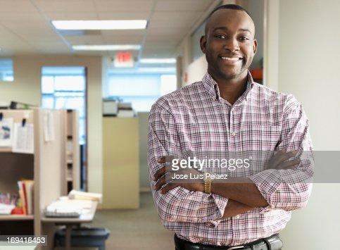 business man in office : Stock Photo