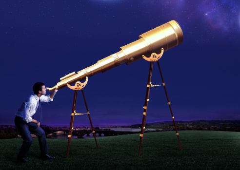 Hand Held Telescope Stock Photos and Pictures | Getty Images