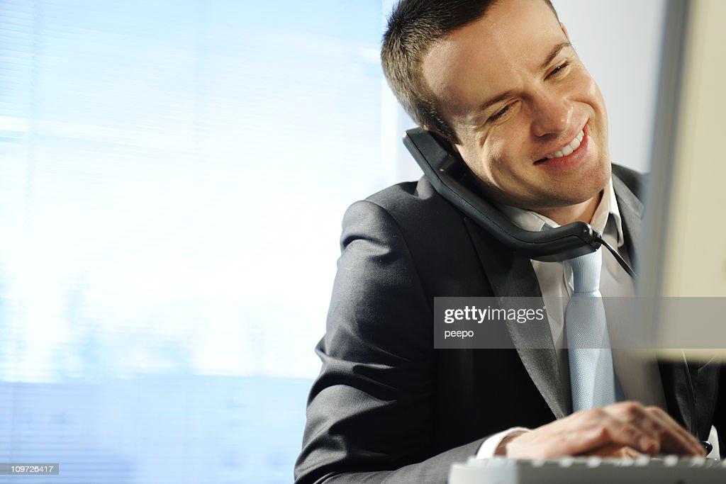 business man : Stock Photo