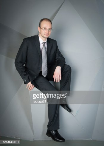 business Mann : Stock-Foto