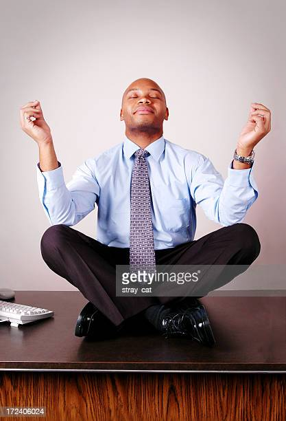 Méditation d'affaires