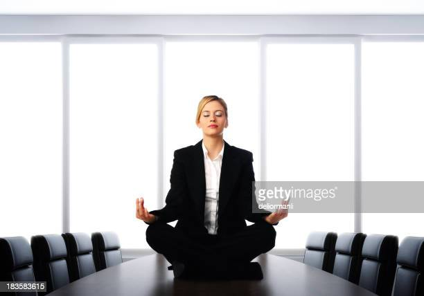 Business-Meditation